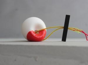 Anne Earls Boylan, designed using Anarkik3D Design, 3D printed, hand finished.