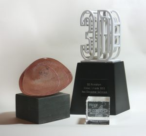 3 Awards for Anarkik3D: Proof of Concept, SMART Award and Best Consumer 3D Software 2013 for Anarkik 3D Design