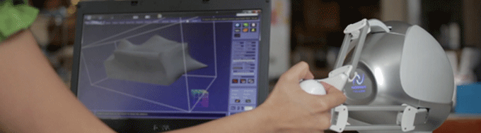 Falcon 'Haptic 3D Mouse'