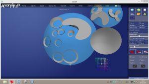Ruth's 3D digital models