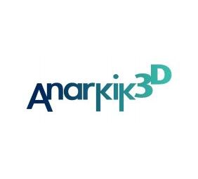 Anarkik3DDesign: haptic 3Dmodelling software, for creative people